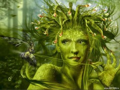 astonishing-woods-nymph-greek-mythology