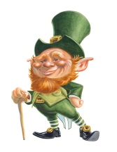 Leprechaun-Wallpapaer