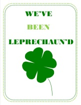 youve been leprechaund