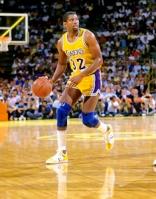 Magic Johnson 1987 NBA Finals
