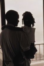 black-father-and-daughter