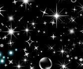 Bright-starlight-background-vector-material-56681