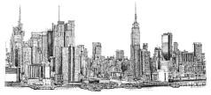new-york-skyline-in-ink-lee-ann-adendorff