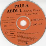 Paula+Abdul+-+Blowing+Kisses+In+The+Wind+-+5'+CD+SINGLE-46744