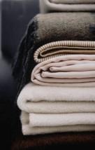 Pile of Blankets --- Image by © Ute Kaiser/zefa/Corbis