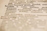 ST2771h-Heroism thesaurus