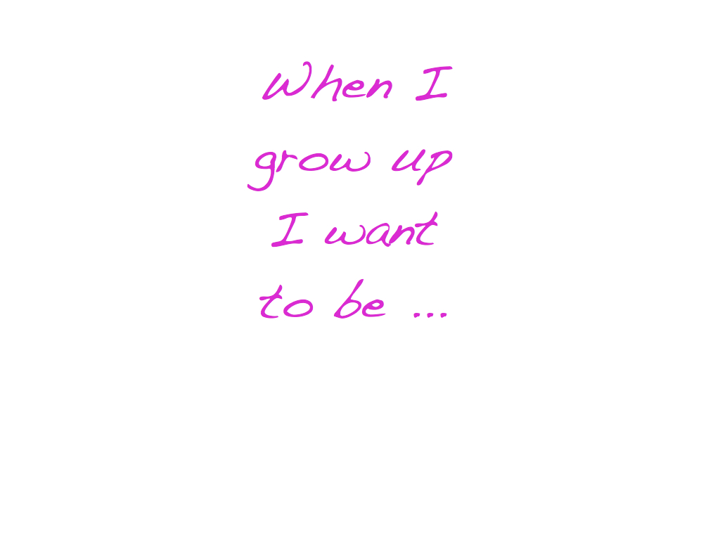 growing up sam s online journal when i grow up 0011