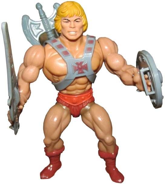 Mattel He Man
