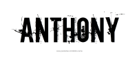 tattoo-design-male-name-anthony (4)