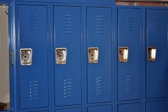 lockers close