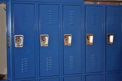 lockers close