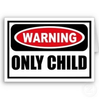 warning-Only-Child
