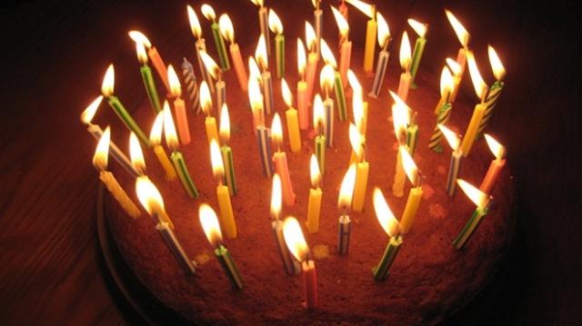 40 Candles Sams Online Journal