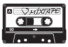 audio_mix_tape_wall_decal_single
