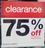 TargetClearance